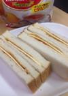レモンティーサンドイッチ
