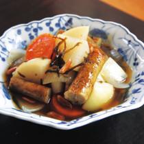野菜たっぷりの煮物