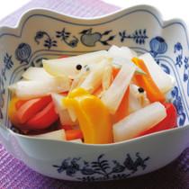 野菜の酢炒め