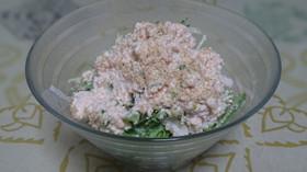 ✨簡単✨明太子の豆腐サラダ❤