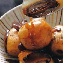 サトイモの煮っころがし