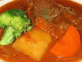 ~簡単豪華とろける美味しさ~牛肉のトマトワイン煮