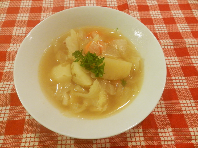 ダイエット野菜スープNO2コンソメ味