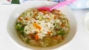 離乳食後期 野菜たっぷりリゾット♡の写真