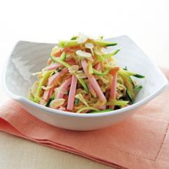 切り干し大根の健康サラダ