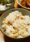 もっちリ美味しい☆なんちゃって松茸ご飯
