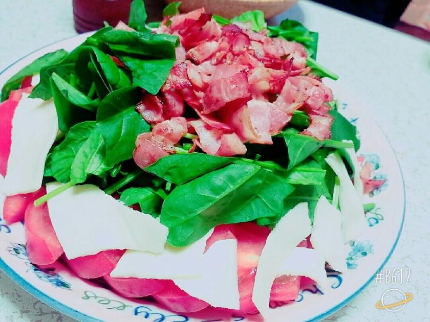 簡単♡イタリアン風サラダ