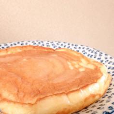 簡単♪ ふわほわホットケーキ