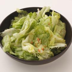 レタスのふりかけサラダ