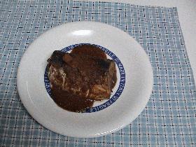 サバのゴマ味噌煮