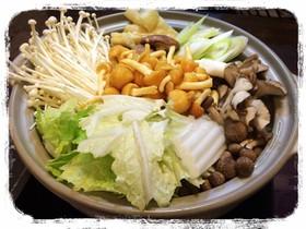 ☆絶品☆〆まで美味しい塩レモン鍋