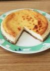 ダイエット中のチーズケーキ