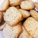 簡単☆HMで作る紅茶香るザクザククッキー