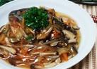 鯖の野菜たっぷりあんかけ☆☆☆