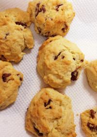 HMでチョコチップクッキー
