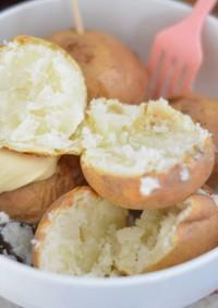 焼き男爵(馬鈴薯のシンプルオーブン焼き)