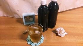 麦茶の濃縮で楽ちん美味しい麦茶