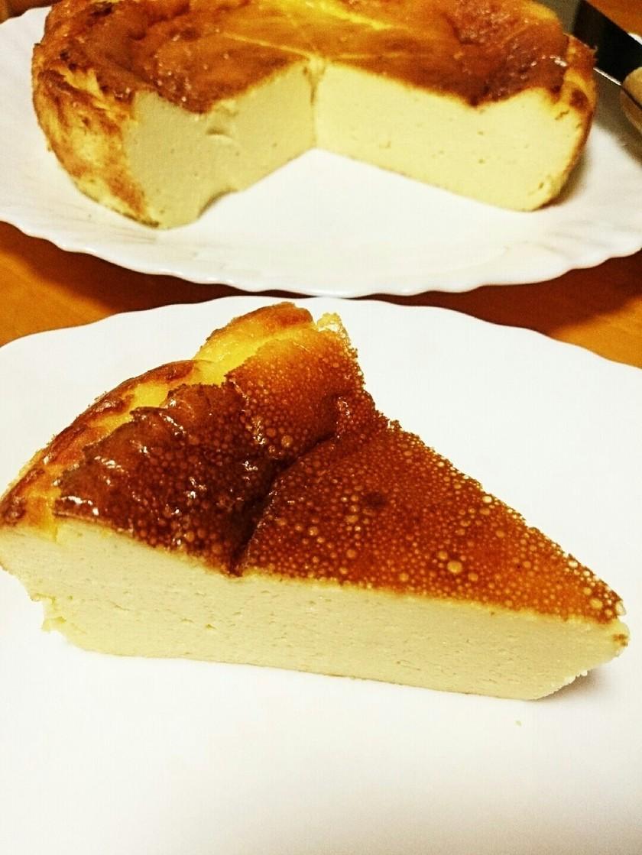 低糖質スイーツ*大豆粉チーズケーキ