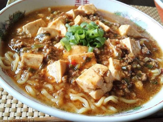マーボー豆腐 リメイク