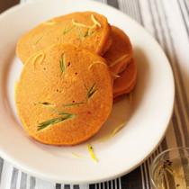 ローズマリー&トマトパンケーキ