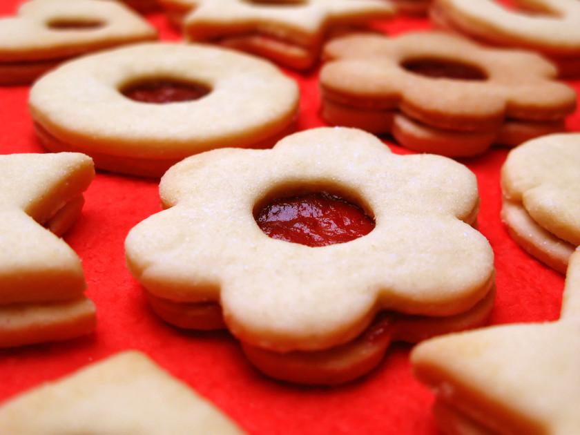 シュピッツブーベン(クリスマスクッキー)