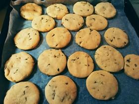 センテッドゼラニウムのクッキー