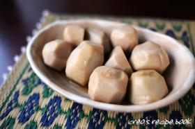 里芋の煮物(staub使用)