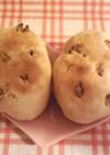魚グリルで焼く手ごね天然酵母パン