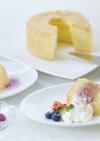 スーパーフード アサイー シフォンケーキ