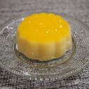 簡単♡オレンジのババロアゼリー二層仕立て