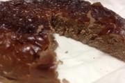 低糖質気味のプロテインチョコブラウニーの写真