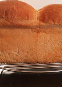 HBで絶品ふわふわ♡山型パウンド食パン