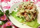 居酒屋さんの☆おから野菜マヨ味噌サラダ♪