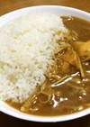 簡単レシピ『キノコ沢山のチキンカレー』