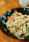 粉豆腐で簡単ヘルシー☆炒り豆腐