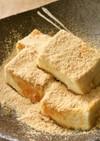 高齢者のおやつ♪こうや豆腐de和スイーツ