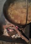 ダッチオーブンでリメイクキャベツ煮込み