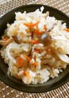 もち米入り炊き込みご飯
