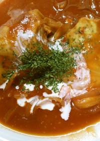 簡単 豆腐でロールキャベツ!トマトソース