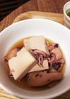 ヒイカと豆腐の煮物