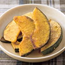 かぼちゃのカレー焼き