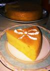 ハロウィン♪炊飯器 HMでかぼちゃケーキ