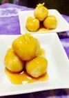 ●粉豆腐でお団子〜●