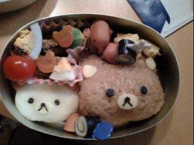 幼稚園のお弁当4