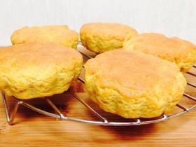 糖質制限の主食・朝食☆大豆粉ビスケット