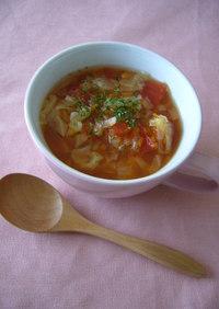 ダイエットにもなるおいしいスープ