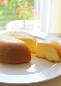 まん丸お山のスフレチーズケーキ