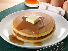糖質制限♪低糖質ホットケーキ