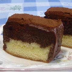 マシュマロで簡単♪美味しい☆ムースケーキ