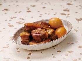圧力鍋でつくる豚の角煮
